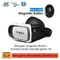 SPECIAL EDITION VR BOX 2 Kacamata Virtual Reality Cardboard 3D Movie