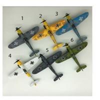Model Kit Pesawat Jet Fighter BP-109 Skala 1:48