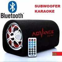 speaker bluetooth advance multi function T101BT/KARAOKE