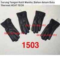 Sarung Tangan Musim Dingin / Gloves Winter Touch Screen Wanita