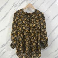Baju Zara Woman Original Top Not Spade F21 Kate HNM Kenzo L Topshop
