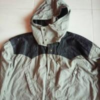 jaket parka impor fittz second/bekas