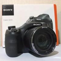 kamera sony cybershot dsc h400 63x optical zoom 20.1mp