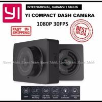 Xiaomi Yi Car Dash Camera Dashcam 1080P Black International Version