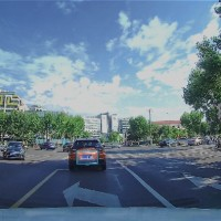 Xiaomi Yi Ultra Dash Camera Resolution 2.7K   Car Suction Cup