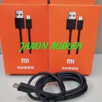 Kabel Data Xiaomi micro usb V8 original fast charging
