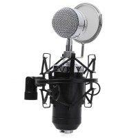 High Quality Taffware Mikrofon Kondenser dengan Shock Proof Mount