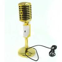 Professional Condenser Microphones Jazz Vintage - MC-30 Bergaransi
