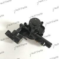 Yanmar engine parts 4TNE84 4TNE88 4TNV88 water pump with pipe YM129004