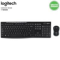 Keyboard + Mouse Wireless Logitech MK270r Ori Garansi Resmi (L073)