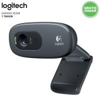 Logitech USB HD Webcam C270 with Microphone