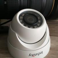 Infinity CCTV BLC-23 Black Series HDCVI Indoor Metal Camera 720p /1MP