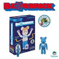 FunkO's Cereal Be@rbrick x Funko - Freddy Bearbrick Blue Box EXCLUSIVE