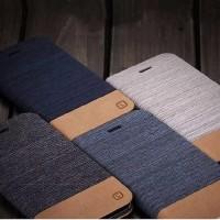 Wallet Jeans Flip Case Samsung Galaxy J3 PRO 2017/j330 Dompet Denim