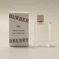 Parfum Original Burberry Her For Women EDP 5ml (Miniatur)