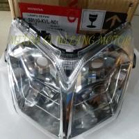 Reflektor / headlamp / Lampu Depan Honda supra X 125 New ASLI