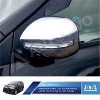 JSL Cover Spion LED Grand All New Avanza Xenia Model Ori Mirror Cover