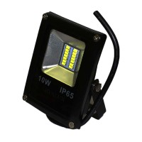 Lampu Sorot LED model SMD 10 watt white / warm white 220 volt