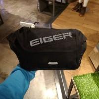 Tas Pinggang Eiger Alpine W 1.0 Waist Bag Black Hitam 91000 4780