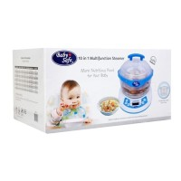 Premium BABYSAFE 10 in 1 Multifunction Sterilizer Steamer Baby Food P