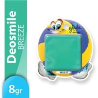 Glade Deo Smile Breeze 8gr - Pengharum Mobil