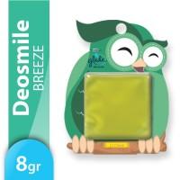 Glade Deo Smile Citrus 8gr - Pengharum Mobil