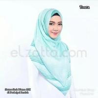 Hijab Jilbab Segi Empat KAILA LATRYA Scraf Elzatta Original