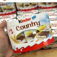 kinder country 1box isi 9