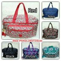 Travel Bag Kipling Motif/Travel Bag Lipat 7028