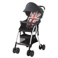 Aprica Stroller Bayi Magical Air Plus - Black