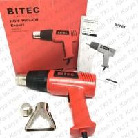 Heat Gun BITEC Merah HGM 1602 GW Hot Gun HGM1602GW Hair Dryer Sablon