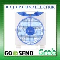 "Box Fan 12"" inch / Kipas Angin Kotak - Meja - Duduk GMC 708"