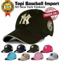 Topi Baseball Import Newyork Yankess NY