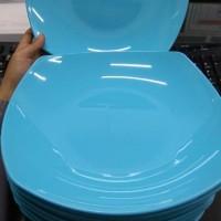 Piring kotak hoya aneka warna