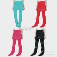celana senam panjang/celana yoga/celana aerobic/baju senam wanita
