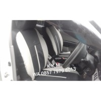KKM Sarung Jok Mobil Mitsubishi Strada Triton Double Cabin Oscar