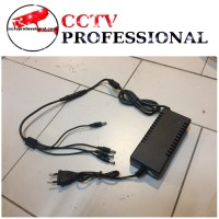 Adaptor cctv 5A-12V 4 channel