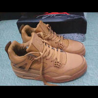 Air Jordan Special edition Nike Air Jordan IV Ginger brown original