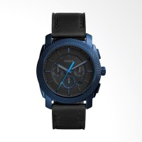 Fossil Chronograph Watch Jam Tangan Pria - Black Blue [FS 5361]