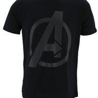 Kaos Baju Superhero Avengers Infinity War Logo