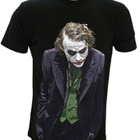 Kaos Baju Superhero The Joker Why So Serious