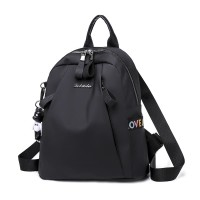 TRW4 Tas Ransel Mini Wanita Backpack Women Bag Import Kanvas Nylon