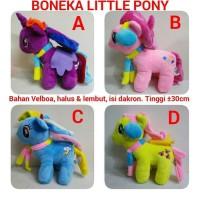 Boneka Kuda Poni / Little Pony Ponny
