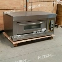 Gas Deck Oven 1 Deck 2 Tray PRIMAX PCH-10301 Oven Roti ARF-20H