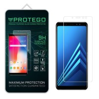 Protego Samsung Galaxy A9 (2018) Tempered Glass Screen Protector
