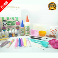 Paket Murah Squisy Squishy Maker DIY Paket A Special Squishy Kit