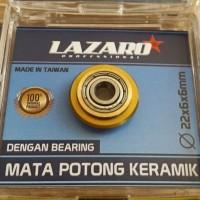 Mata Tile Cutter Blade Potong Keramik Granit Lazaro Bearing