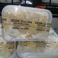 durian ucok medan asli