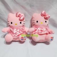 Boneka Hello Kitty Winter M Yelpo Halus