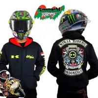 Jaket Sweater Hoodie Kawasaki Ninja